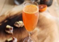 Mon cocktail au Champagne