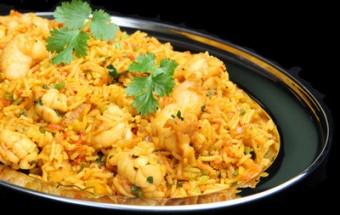 King Rawn Biriani Curry