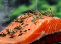 Cuisson parfaite d'un pavé de saumon frais à la poêle